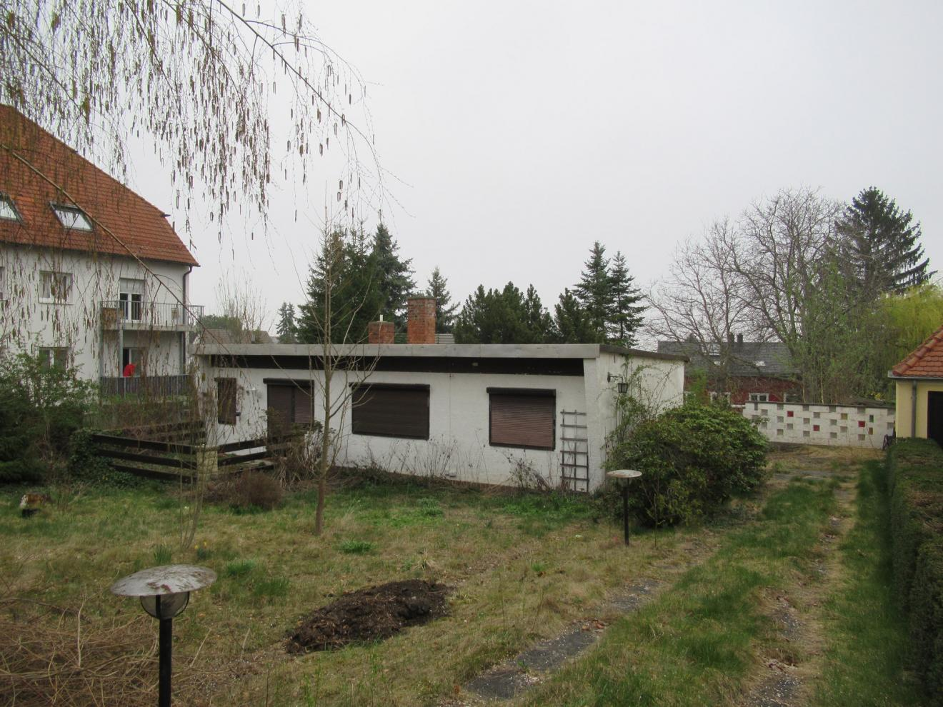 Erstellung Abbruchantrag und Entsorgungskonzept zum Bauvorhaben Neubau eines Mehrfamilienhauses in Dresden