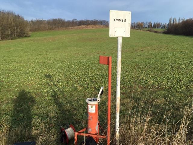 Jährliche Erklärung zum Deponieverhalten 2020; Objekt-ID: Standort Hausmülldeponie (HMD) Lüttnitz im Landkreis Nordsachsen