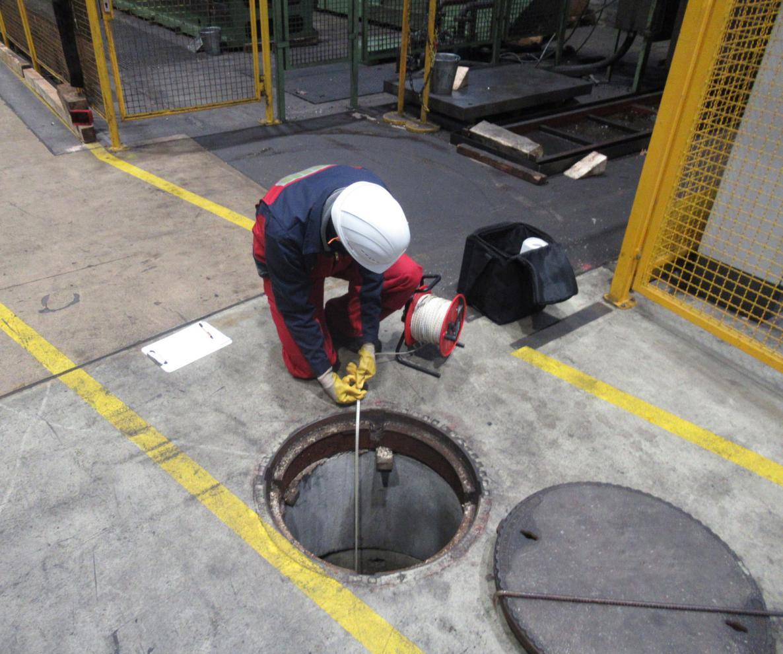 Weiterführende fachliche Begleitung des aufgefundenen Ölschadens aus altlasten- und abfallrechtlicher Sicht im Rahmen der Freistellung  - Überwachung Ölphase